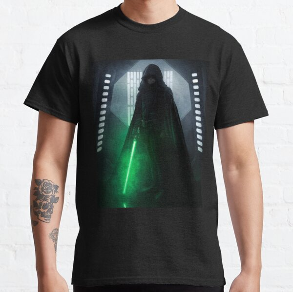 LUKE LIGHTSABER Classic T-Shirt