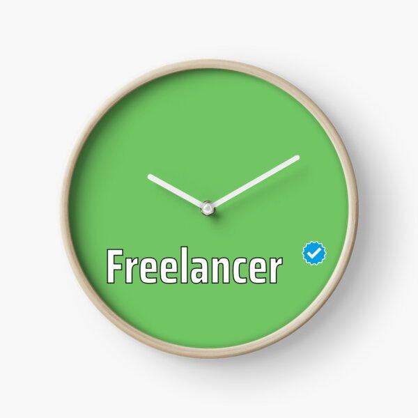 Verified Freelancer Clock