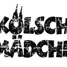 Kölsch Mädche - Mädchen und Frauen aus Köln von theshirtshops