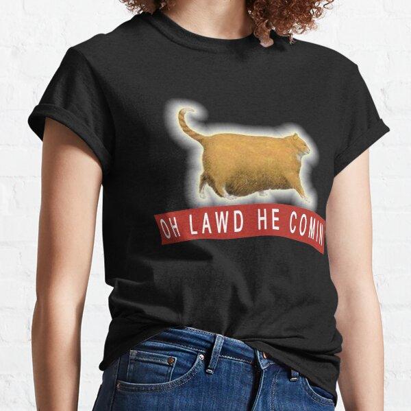 Chonk Cat Meme   Classic T-Shirt