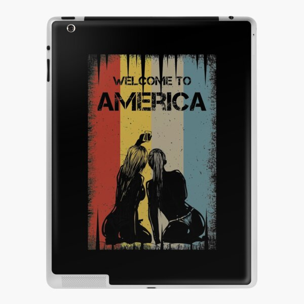 American Beach iPad Skin