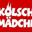 Kölsch Mädche - Frauen und Mädchen aus Köln von theshirtshops