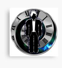 Doctor Who - 11th Doctor - Matt Smith Canvas Print