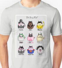 The Icons Cat vol.1 Unisex T-Shirt