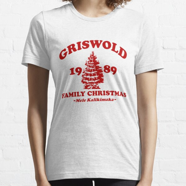 Griswold Family Christmas 1989 Essential T-Shirt