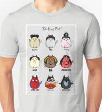 The Icons Cat vol.2 Unisex T-Shirt