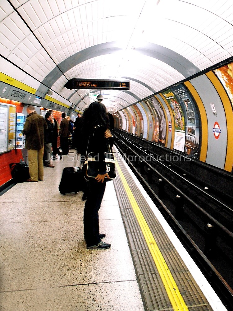 the tube by Jan Stead JEMproductions