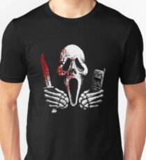 Skulls, Bones, Knives and Phones T-Shirt