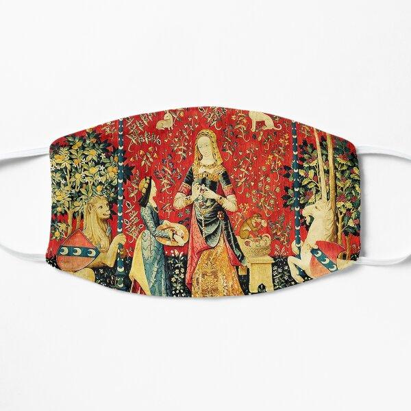 The Lady and the Unicorn: À Mon Seul Désir Flat Mask
