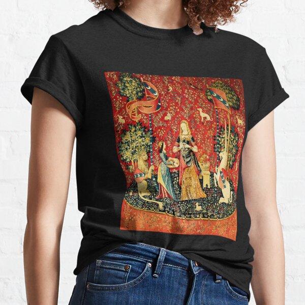 La Dame et la licorne: À Mon Seul Désir T-shirt classique