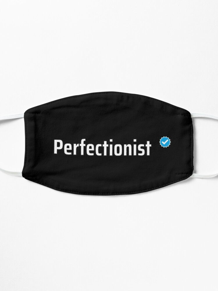 Alternate view of Verified Perfectionist Mask