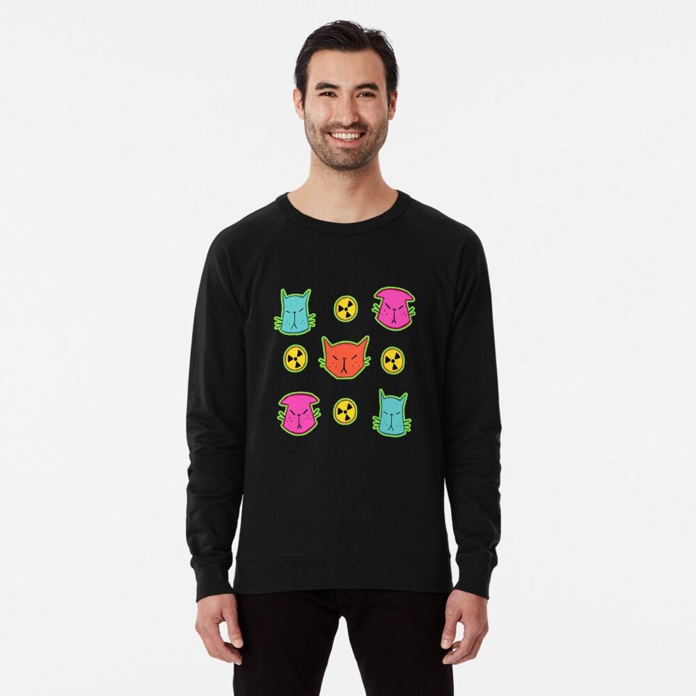 NUCLEAR CATS Lightweight Sweatshirt
