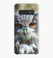 Dream Creatures, Eagle Owl 01, Deep Dream Case/Skin for Samsung Galaxy