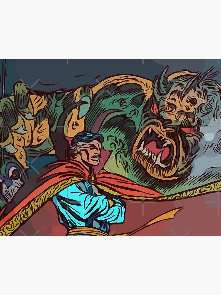 Silver Age Comic Hero #1 by lensman888