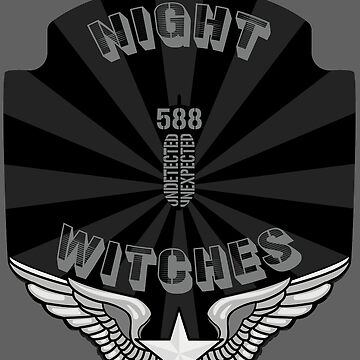 Night Witches by Lindis