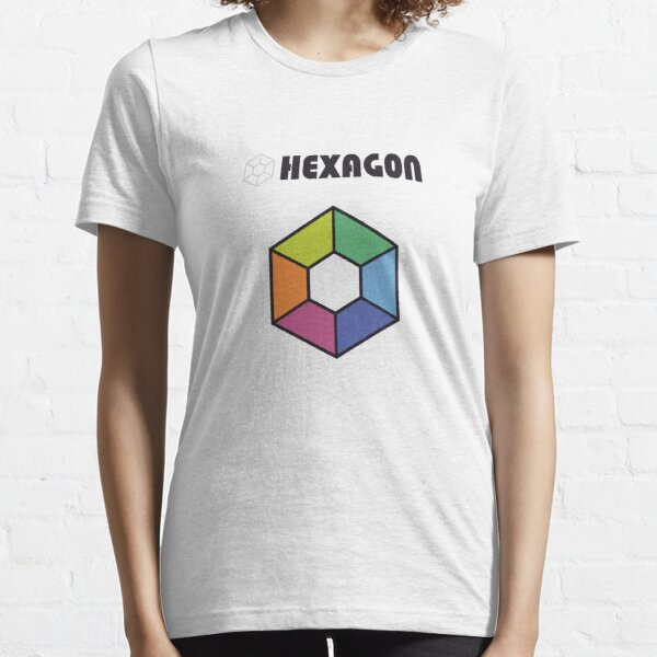 Hexagon - BitGen Essential T-Shirt