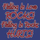 falling in love & rocks by dedmanshootn