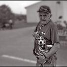 A Boy and His Beagle by Wayne King