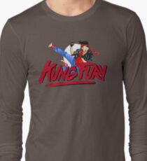 Kung Fury Long Sleeve T-Shirt