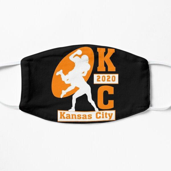 Kansas City 2020 Vintage KC Football Missouri Retro Gift  Mask