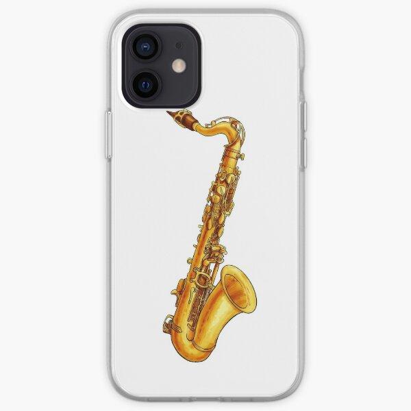 Coques et étuis iPhone sur le thème Saxophone | Redbubble