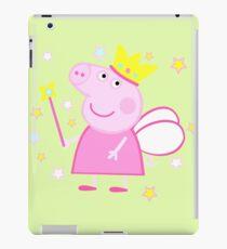 Peppa Fairy Pig iPad Case/Skin