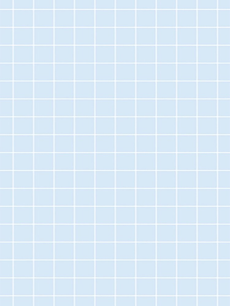 Blue Aesthetic Grid  by cheyannekailey