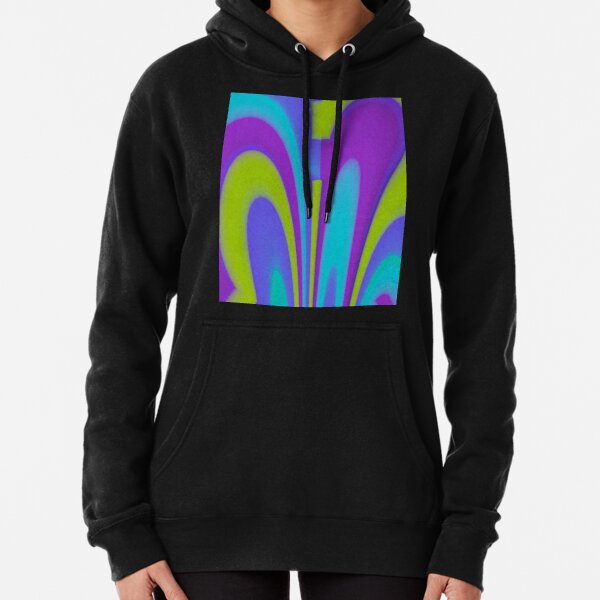 Colorful magic Pullover Hoodie