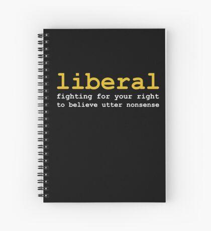 Utter Nonsense Spiral Notebook