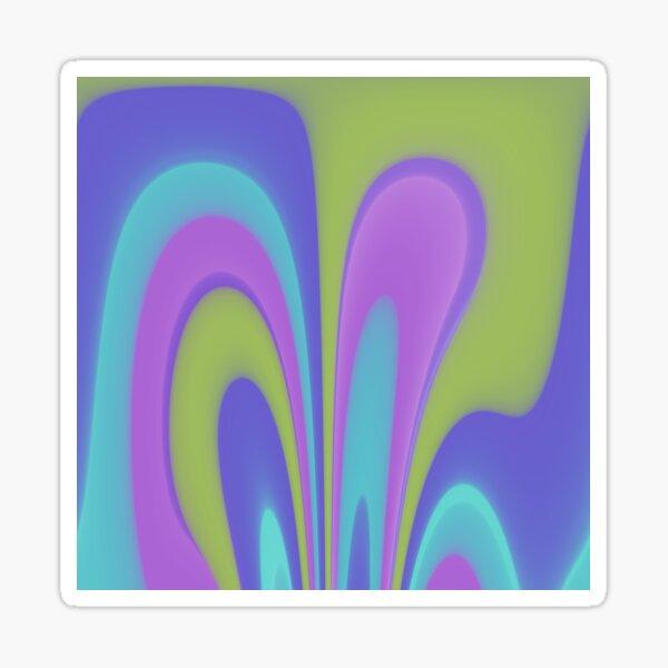 Light Colorful magic Sticker