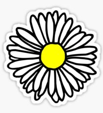 Daisy and Daisies Sticker