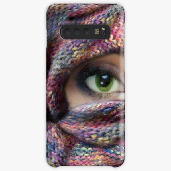 I see you. Samsung Galaxy Snap Case