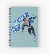 Nightwing Spiral Notebook