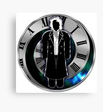 Doctor Who - 8th Doctor - Paul McGann Canvas Print