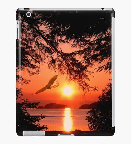 Sunrise Mountain iPad Case/Skin