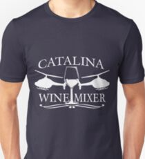 Catalina wine mixer Unisex T-Shirt