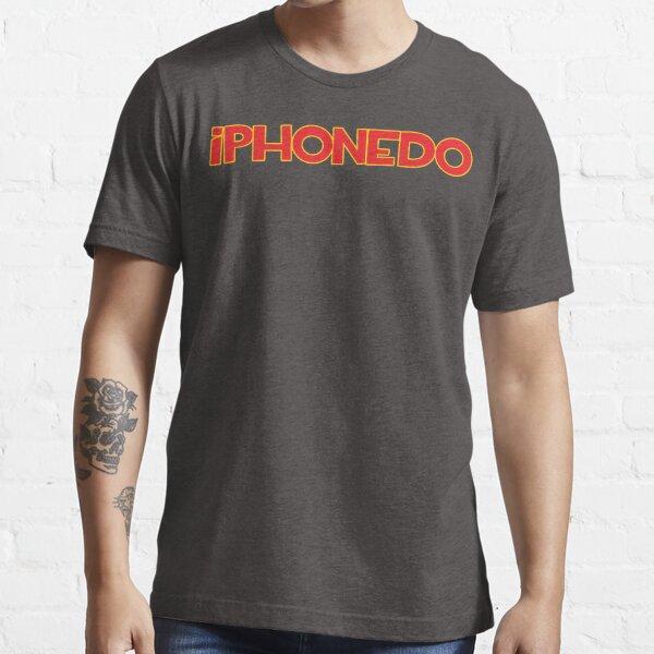 iPhonedo Kırmızı Logo Essential T-Shirt