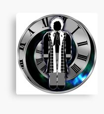 Doctor Who - 6th Doctor - Colin Baker Canvas Print