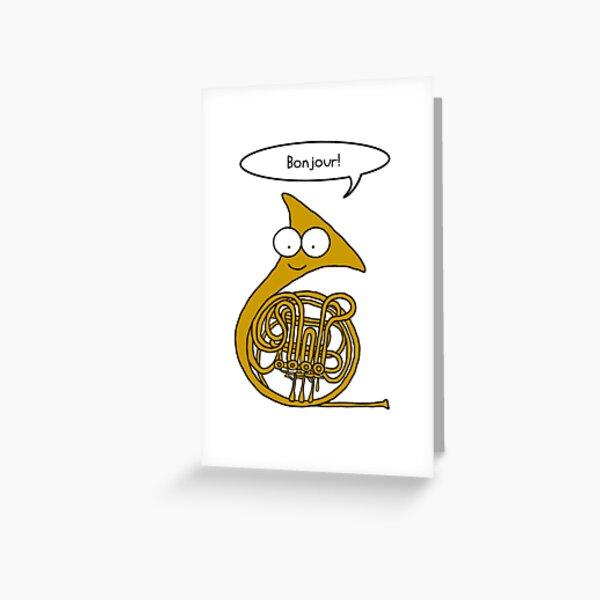 Music Pun Greeting Cards Redbubble