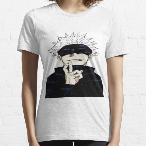 saturou gojou t-shirts and case Essential T-Shirt