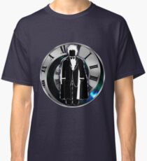Doctor Who - 3rd Doctor - Jon Pertwee Classic T-Shirt
