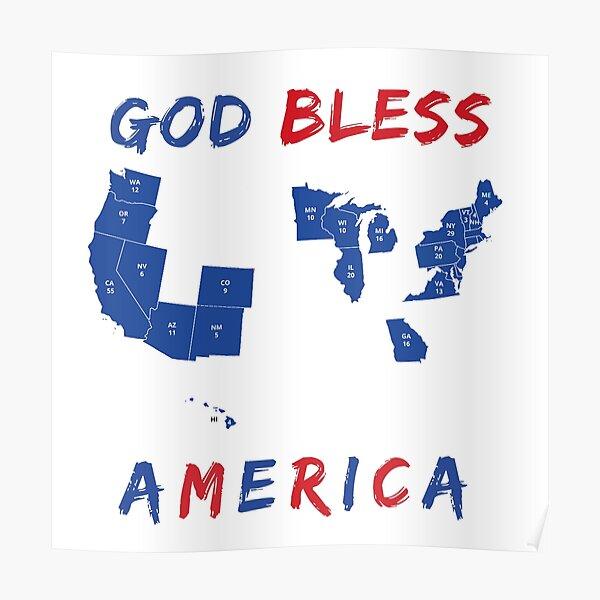 God Bless America (2020 Update) Poster