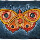 Big Eye Butterfly by EmilyBodnar