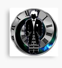 Doctor Who - 2nd Doctor - Patrick Troughton Canvas Print