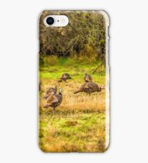 Talking Turkey iPhone Case/Skin