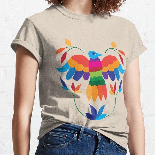Pajarito Otomi Classic T-Shirt