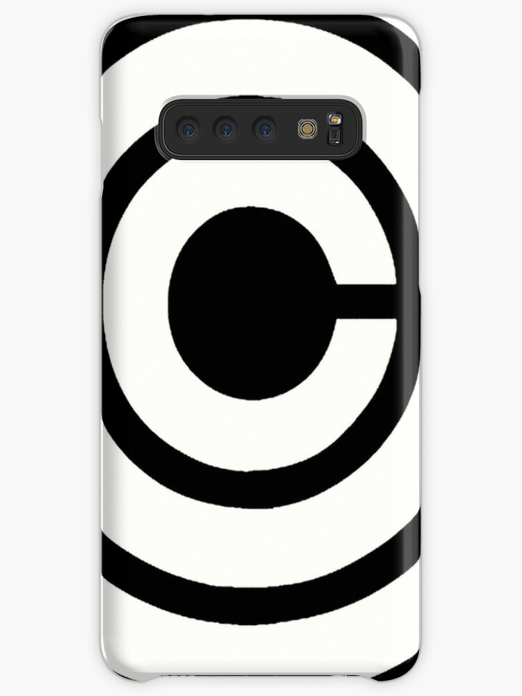 'Capsule Corp Logos' Case/Skin for Samsung Galaxy by Logitus