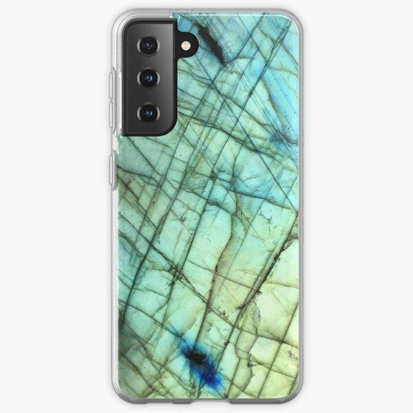 Labradorite  Samsung Galaxy Soft Case