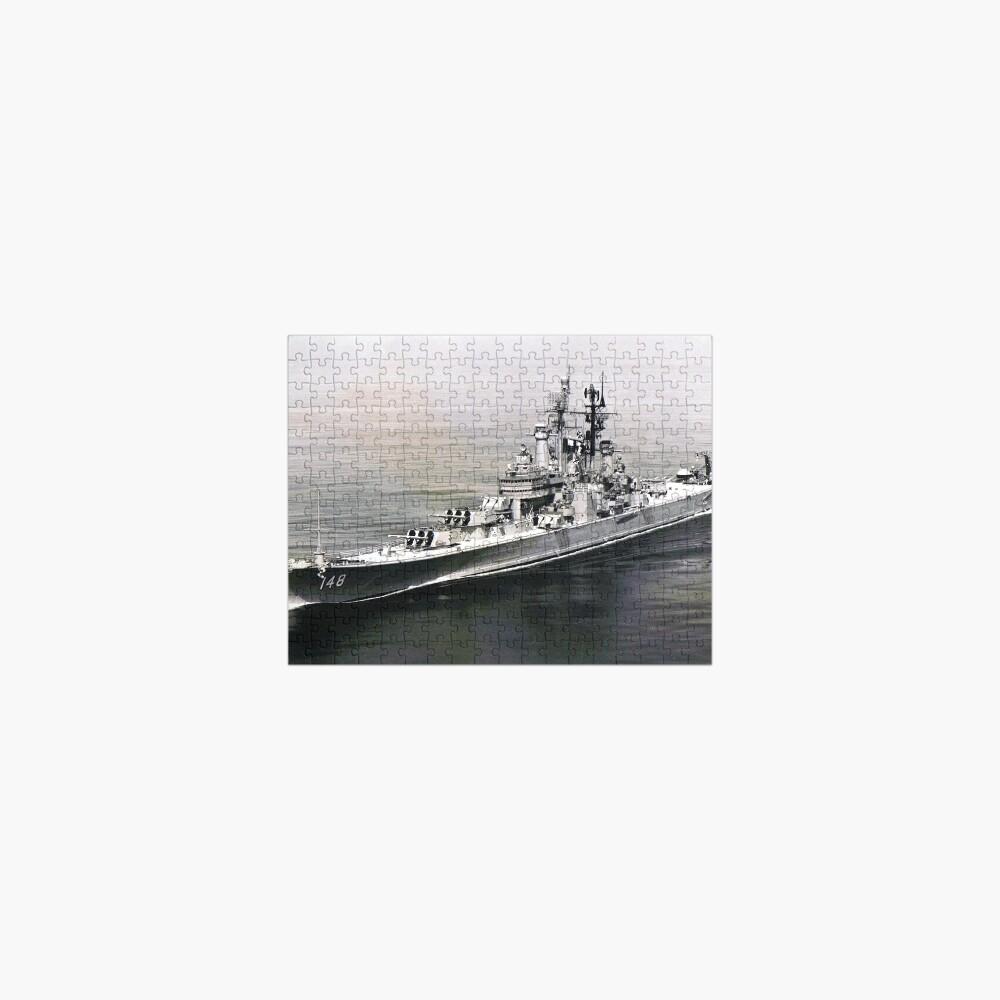 USS NEWPORT NEWS (CA-148) SHIP'S STORE Jigsaw Puzzle