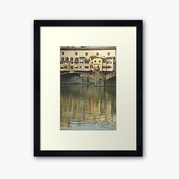 Florence Framed Art Print